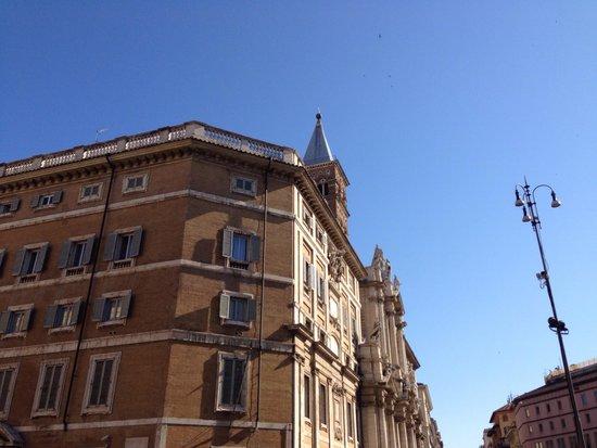 Basilica di Santa Maria Maggiore : Facciata