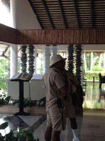 Grand Palladium Palace Resort, Spa & Casino: Lobby