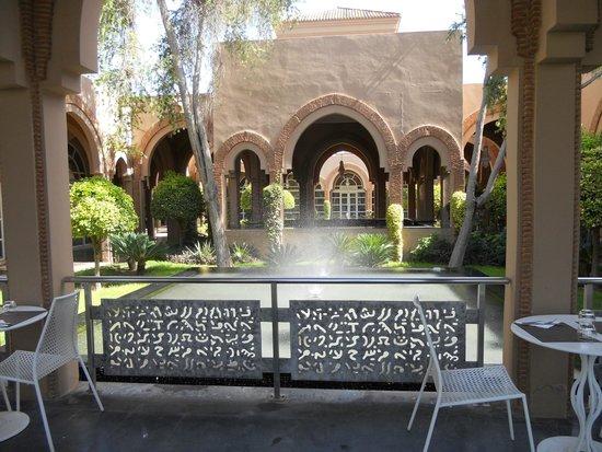 Pullman Marrakech Palmeraie Resort and Spa: Entree de l'hotel