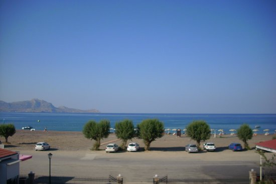 Yota Beach Hotel: Vista dalla camera