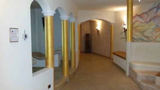 Excelsior Dolomites Life Resort : SPA