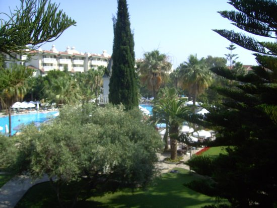 Barut Hemera : balcony view