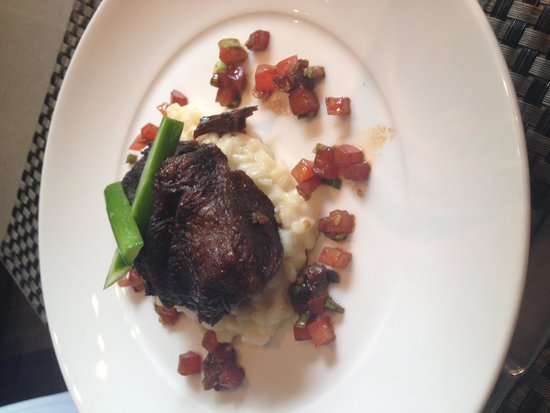 Angels With Bagpipes: Slow cooked beef main