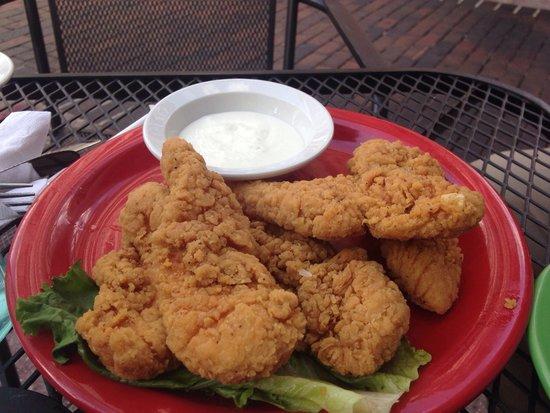 Hamburger Mary's: Chicken Tenders