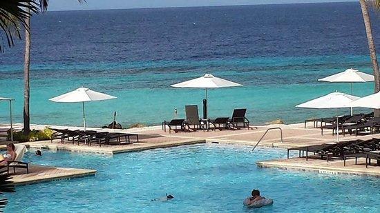 Curacao Marriott Beach Resort & Emerald Casino: Marriott Views