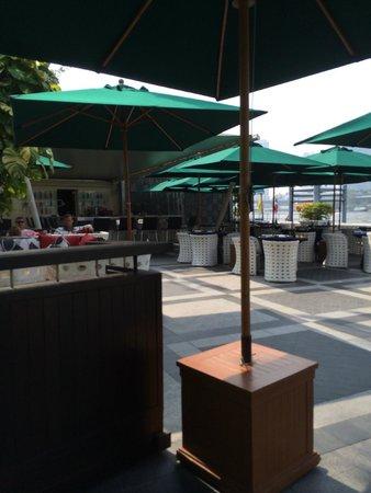 Mandarin Oriental, Bangkok: Verandah