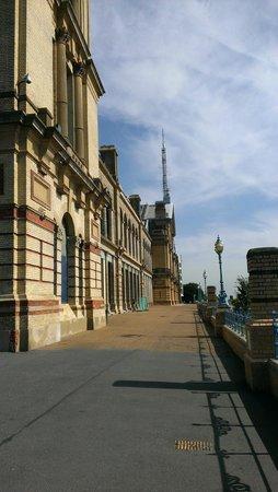 Alexandra Palace: The South Terrace