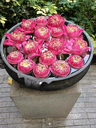 Mandarin Oriental, Bangkok: Flowers