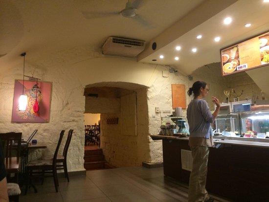 Govinda: The restaurant
