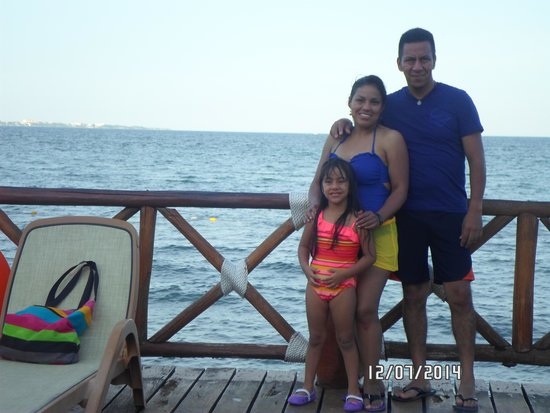 All Ritmo Cancun Resort & Waterpark : En familia