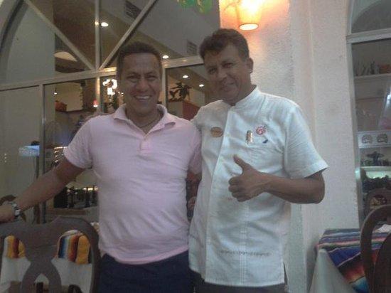 All Ritmo Cancun Resort & Waterpark : Gracias Mendiola