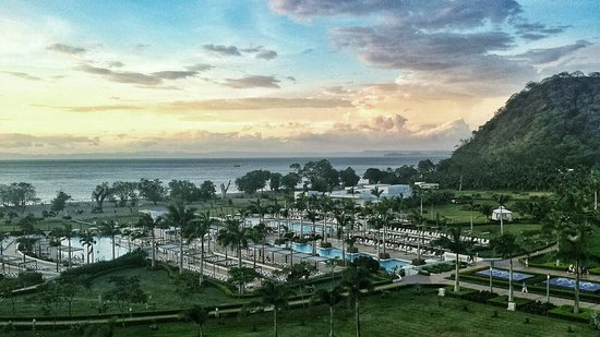 Hotel Riu Palace Costa Rica: Awesome View from room 4080...