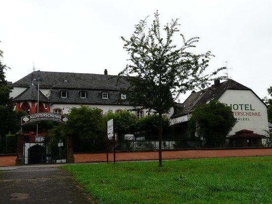 Klosterschenke: From the outside