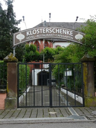 Klosterschenke: Front