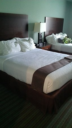 Holiday Inn Hotel & Suites, Williamsburg-Historic Gateway: beds