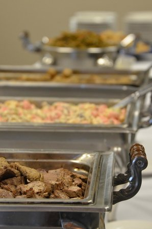 Acropolis Restaurant & Catering: Smells delicious!