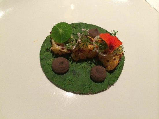 Pujol: taco de langosta