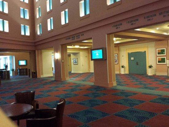 Disney's Hotel New York : Hal naar conventieruimten
