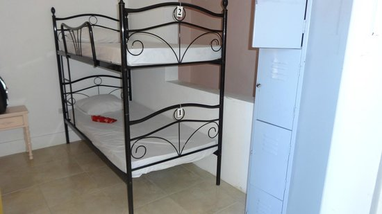 Reggae Hostel Ocho Rios : dorm room