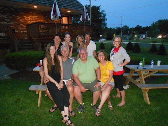 Harbor House: group photo