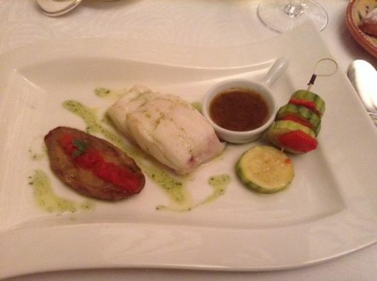 Auberge de Cassagne & Spa : главное блюдо