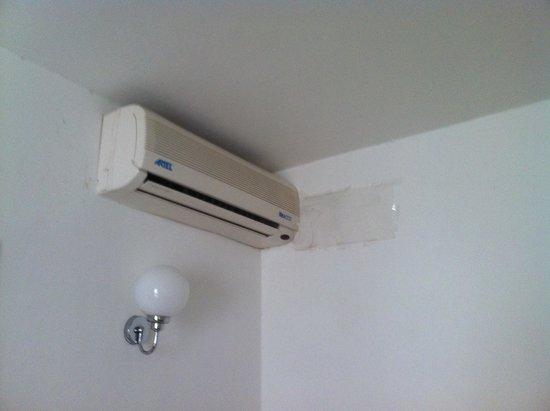 Cardor Holiday Complex: Aircon (extra charge)