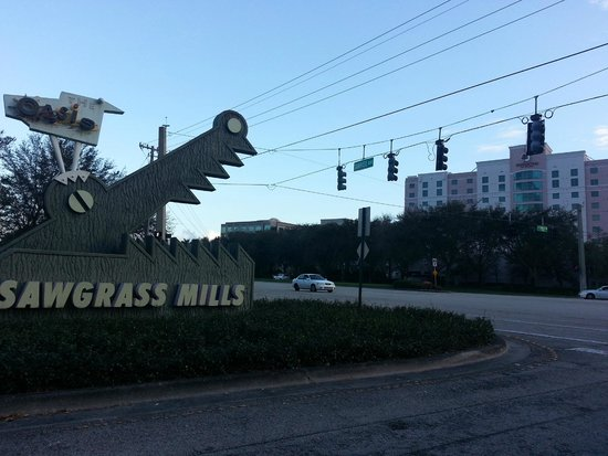 Doubletree by Hilton Sunrise - Sawgrass Mills: Sawgrass Mills