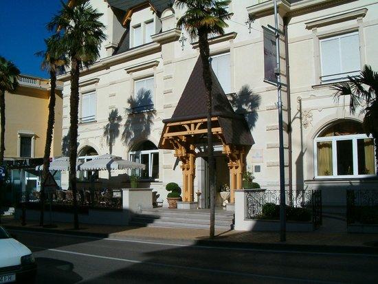 Hotel Agava: Hermoso palacete
