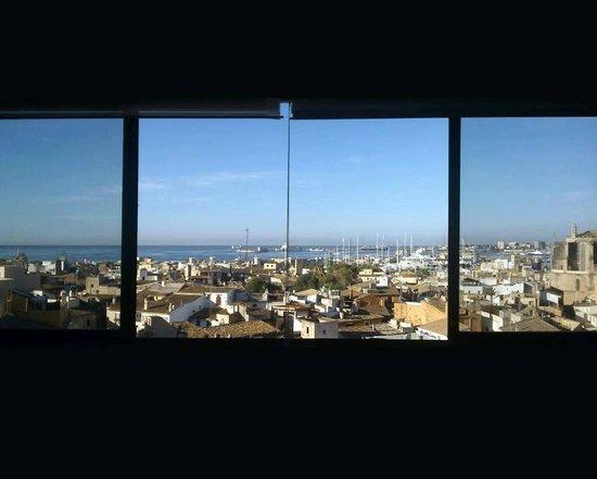 Almudaina Hotel: panorama dalla camera