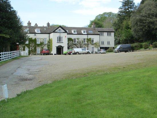 Llwyngwair Manor : The Manor
