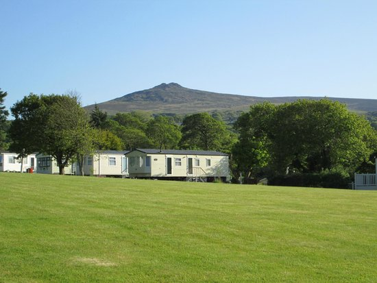 Llwyngwair Manor : Carn Ingli Mountain