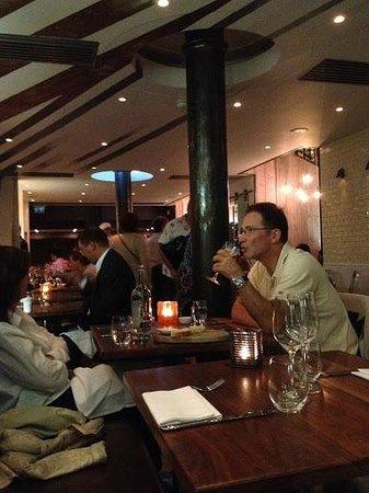 Jamie Oliver's Fifteen: The restaurant !