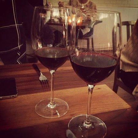 Jamie Oliver's Fifteen: Wine...