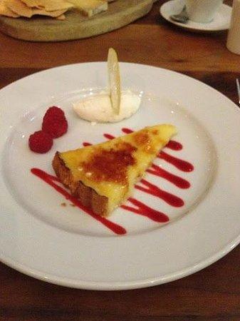 Jamie Oliver's Fifteen: One dessert...