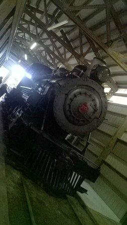 Mt. Rainier Scenic Railroad: At the museum