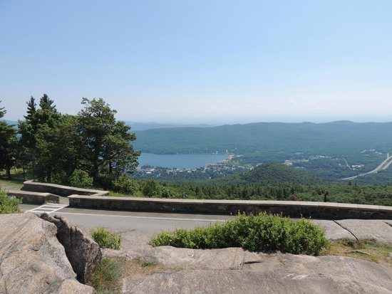 Prospect Mountain: View from the summit