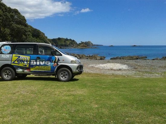 Dive Zone Bay of Islands: The stunning Matauri Bay