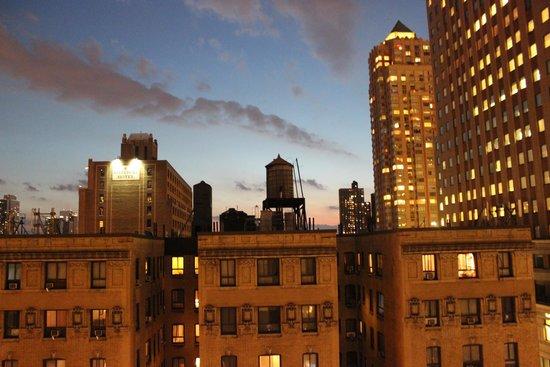 Hilton Garden Inn Times Square: une vue comme on l'espérait!