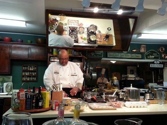 Chef Joe Randall's Cooking School