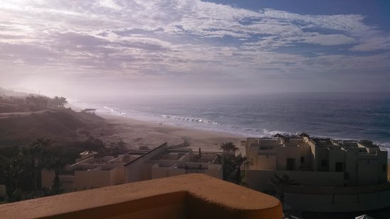 Marquis Los Cabos All-Inclusive Resort & Spa: View from our room