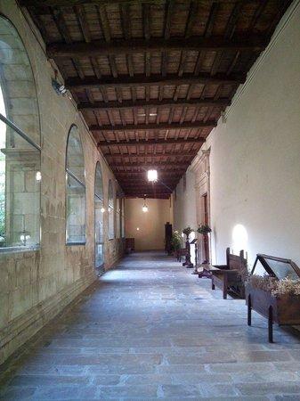 Hospederia San Martin Pinario: Claustro