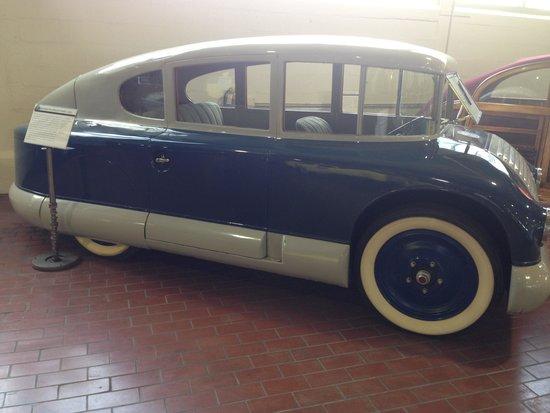 Lane Motor Museum : unusual  car