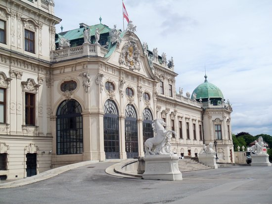 Belvedere Palace Museum : Belvedere Palace #1