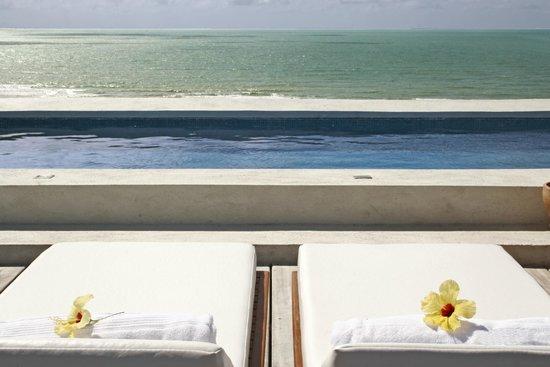 Maitei Hotel: Piscina do terraço