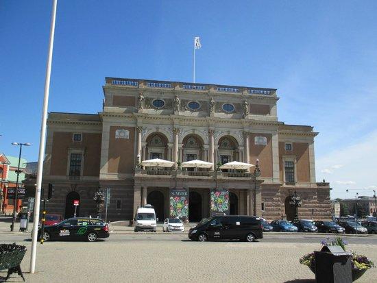 Opera House (Operan) : Opera House Stockholm