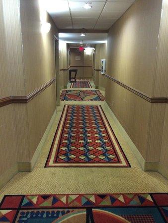 Comfort Suites Macon: Hallway