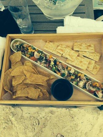 NIZUC Resort and Spa: Ceviche