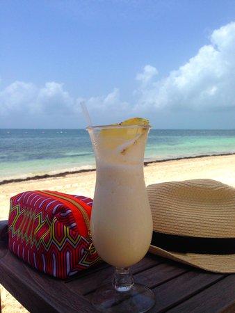 NIZUC Resort and Spa : Pina Colada
