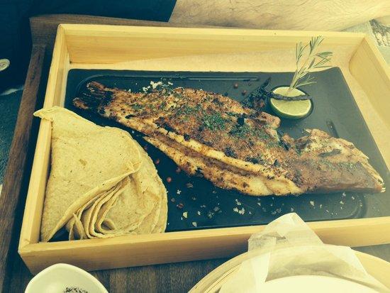 NIZUC Resort and Spa : Whole fish