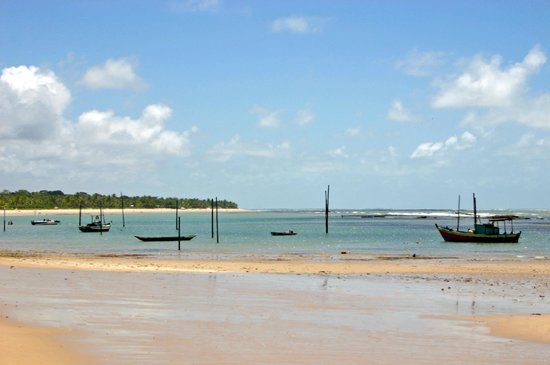Maitei Hotel: Praia dos pescadores
